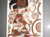 Fragment obrazu Gustawa Klimta