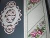 haft richelieu,serwetka- Jolanta Liotka, bieżnik w róże - Maria Jolanta Pilecka