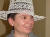 Basia w swoim kapeluszu, który wzbudził ogólny podziw. Rewii mody, która się odbyła nie będziemy już pokazywać.