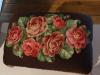 Podnóżek w róże-Wiera Ditchen