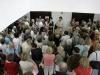 Uroczyste otwarcie wystawy przez Pana Norberta Zawiszę, Dyrektora Centralnego MuzeumWłókiennictwa w Łodzi.