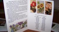 """W imieniu Muzeum miasta Pabianic oraz Koła Haftu Krzyżykowego """"Mulinka"""" i Stowarzyszenia Miłośników Haftu Krzyżykowego """"KANWA"""" serdecznie zapraszamy do obejrzenia wystawy """"Kwiaty czterech pór roku""""."""